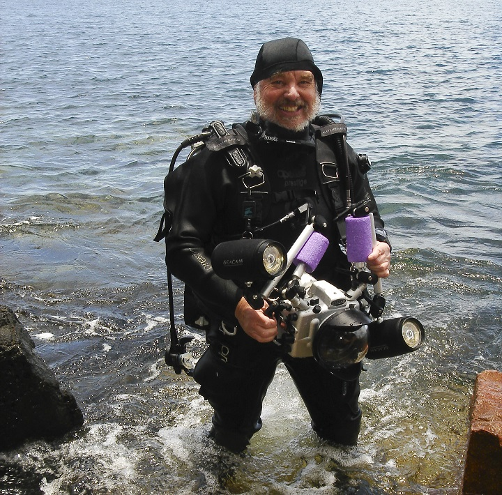 Underwater Photo Workshop - Beyond the Basics with Kevin Deacon